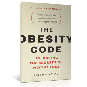 The Obesity Code: Notes