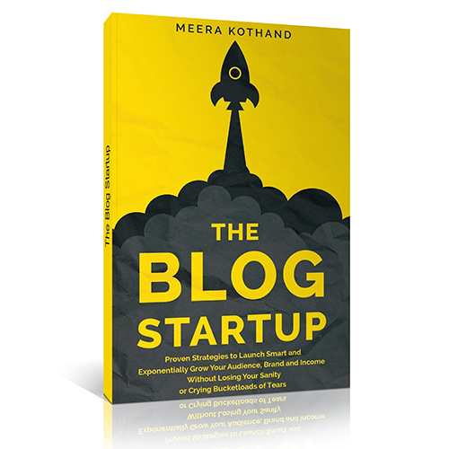 The Blog Startup: Notes